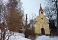 2010 Oprava kaple sv. Jiří v Mnichově