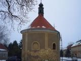 Výškov – kaple Obětování Panny Marie zima 2010