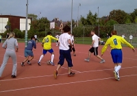 Diecézní fotbalový turnaj 2.10.2010 Litoměřice