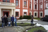 2010 Výlet s ministranty do Litoměřic