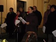 Adventní koncert 11. 12. 2011