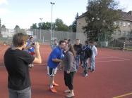 Fotbalový turnaj diecézní v Litoměřicích 2014