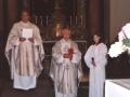 Mše s chrám. sborem ze Staffelsteinu 2003