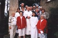 Němečtí poutníci 2005