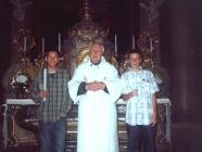 První sv. přijímání 2008