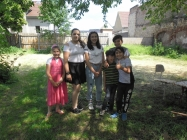 Soutěže dětí z náboženství Lenešice 2018